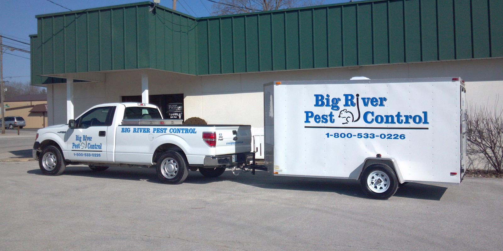About Big River Pest Control